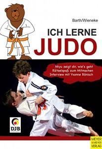 Judo Buch Ich lerne Judo von Katrin Barth und Frank Wienecke