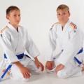 adidas Junior Deutschland Kinder Judoanzug